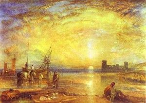 William-Turner-FlintCastle